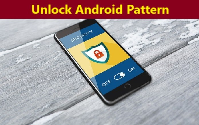 Unlock Android Pattern Without Losing