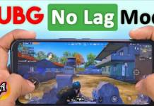 lag fix pubg mobile game
