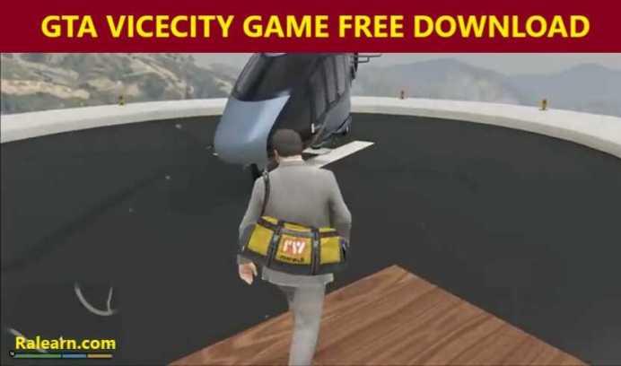 gta vice city game free download