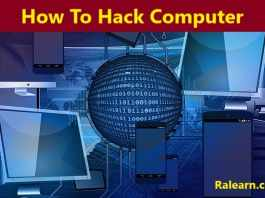 how to hack computer