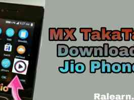 jio phone me mx takatak download