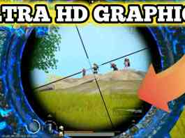 Ultra HD Graphics Config File For PUBG Mobile New Update