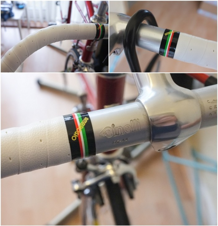 Raleigh Ilkeston SBDU 531 Professional Handlebar Tape