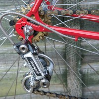 TI Raleigh Team Pro 753 1980 SB4059 Build Specification