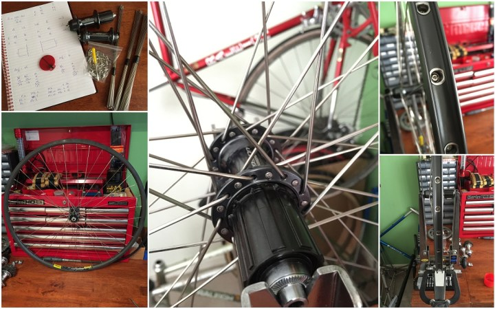 Dave Yates Frame Building Course Complete Bike Wheel Lacing