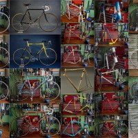 My TI-Raleigh Specialist Bicycle Development Unit (SBDU) Collection