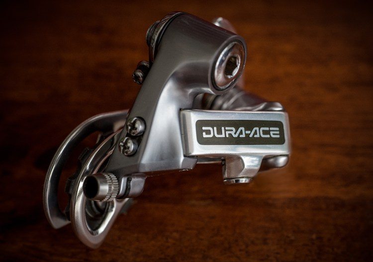 Shimano Dura-Ace RD-7400 6 Speed