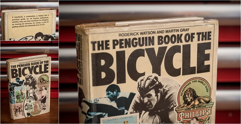The Penguin Book of the Bicycle My TI-Raleigh SBDU