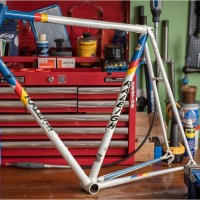 TI-Raleigh Team Cees Priem (CP.1.79) Reynolds 753 Road Frame - New Arrival
