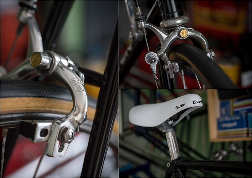 Raleigh SBDU Ilkeston TI-Reynolds 753 Campagnolo Super Record 50th Anniversary Missing Details