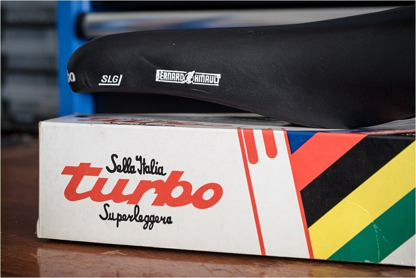 SLG Turbo Saddle