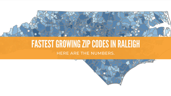 fastest growing covid-19 cases in Wake County