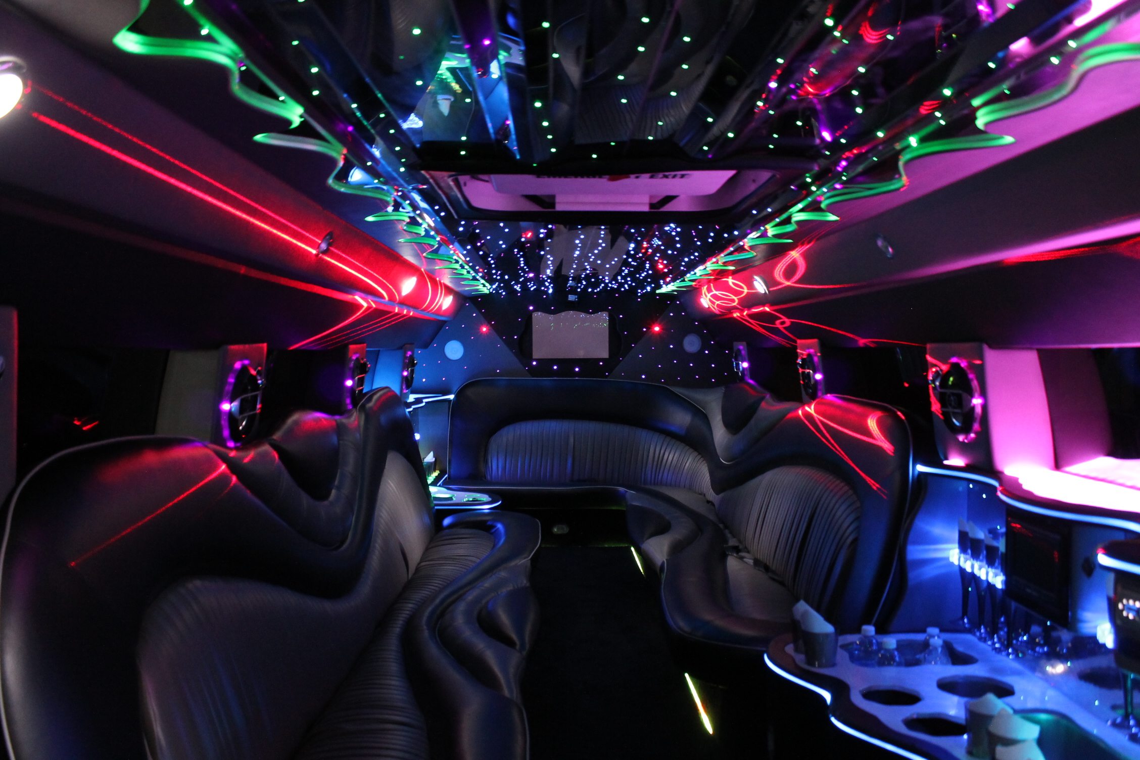 The Wolf H2 Hummer Limo Raleigh Dream Limos