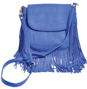 Blow the Wind bag, Urban Originals, $78. dress