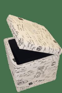 T.J. Maxx storage ottoman