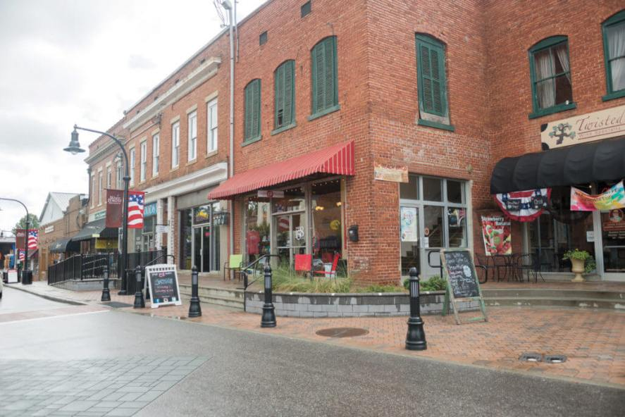 Downtown Fuquay-Varina