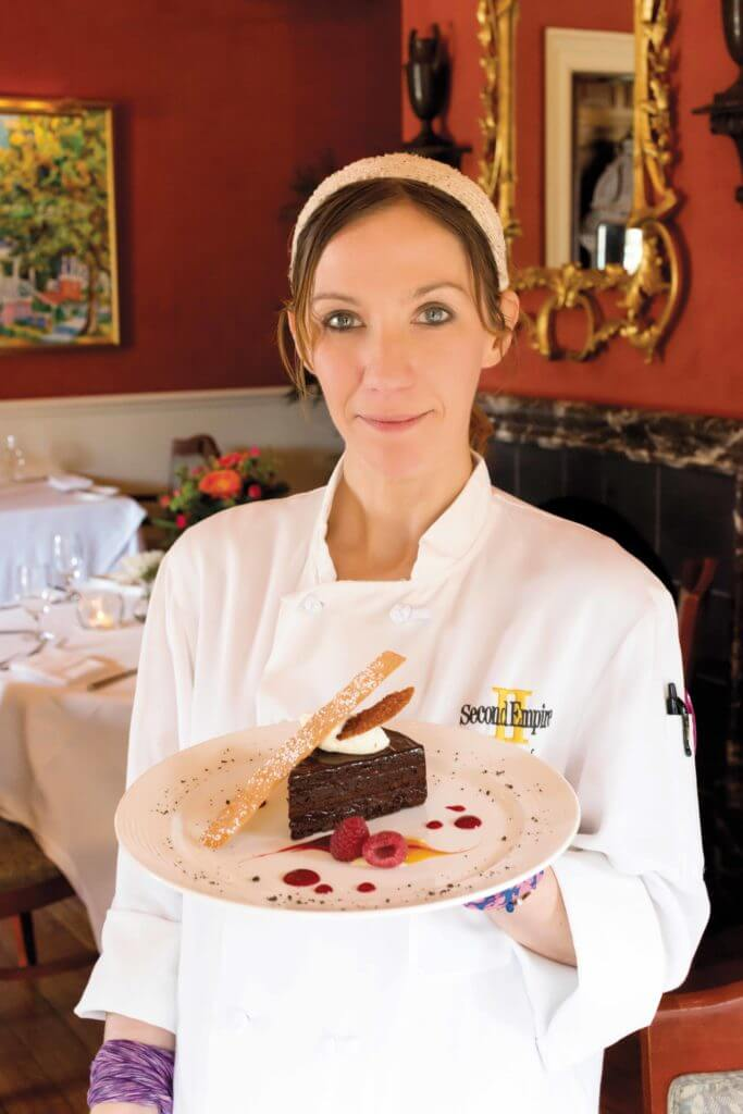 Chef Amber Atkins