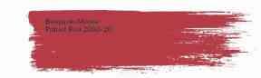 Benjamin Moore Patriot Red 2080-20