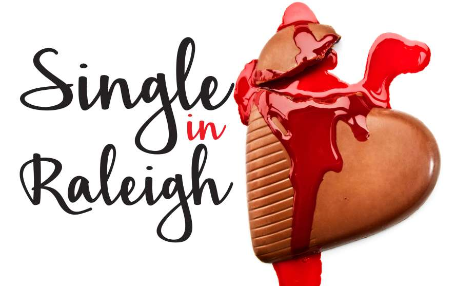 single in raleigh