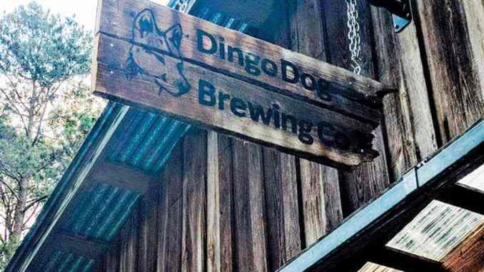 Dingo Dog Brewing Co.