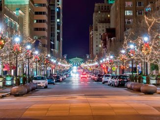 Downtown Raleigh Christmas
