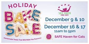 SAFE Haven for Cats Bake Sale @ SAFE Haven for Cats | Raleigh | North Carolina | United States