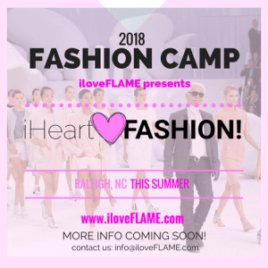 iHeart FASHION! Summer Camp @ Best Western - Downtown | Raleigh | North Carolina | United States