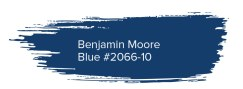Benjamin Moore Blue
