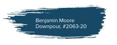 Benjamin Moor Downpour
