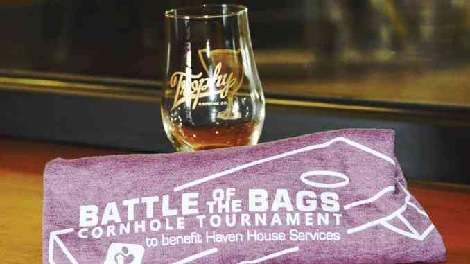 Battle of the Bags Tournament at Trophy Brewing to benefit Haven House