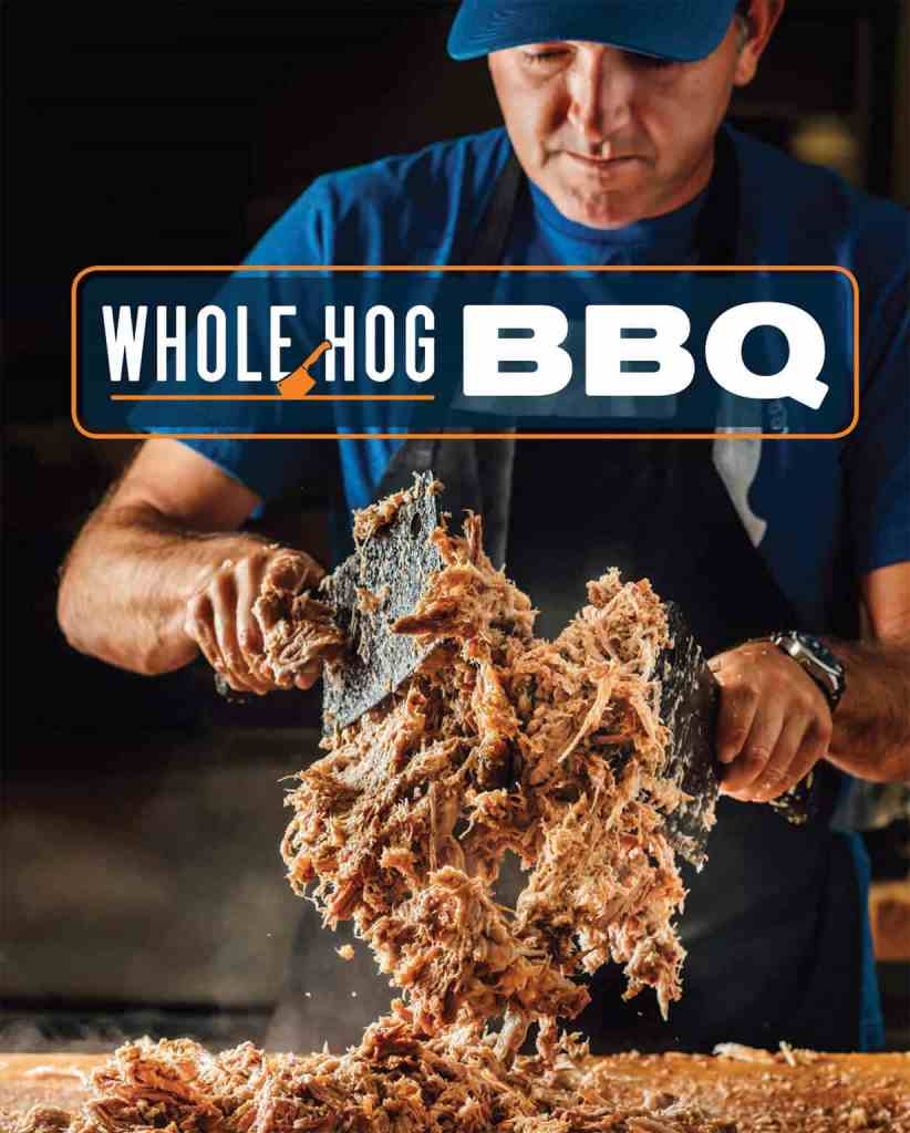 """Whole Hog BBQ"" by Sam Jones"