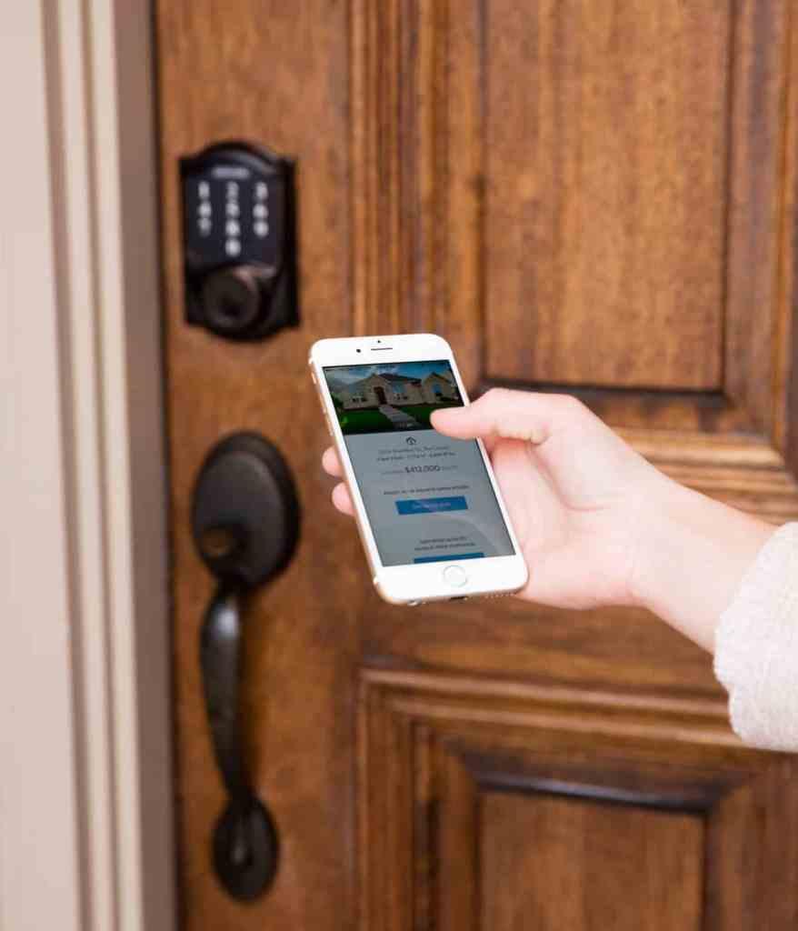 Opendoor House App