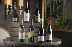 WINE CLASS - SUPER TUSCANS, ITALIAN BLENDS @ The Fearrington House Restaurant | Pittsboro | North Carolina | United States
