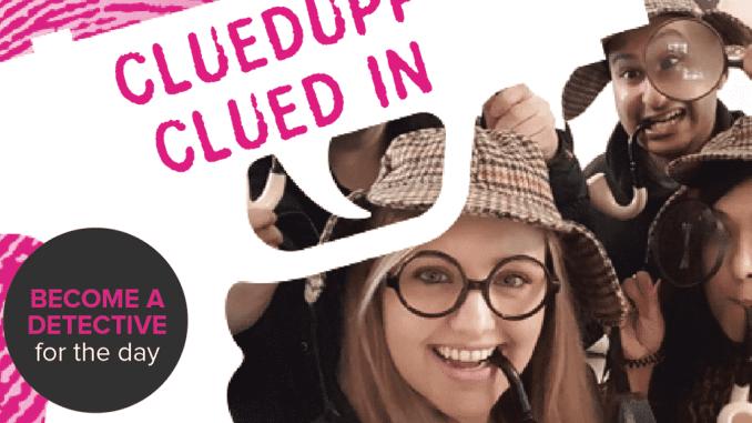 CluedUpp game in Raleigh