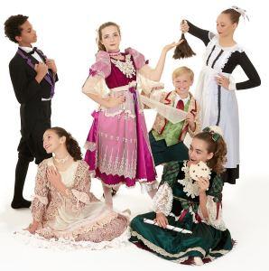 City Ballet Raleigh's The Nutcracker @ Stewart Theatre   Raleigh   North Carolina   United States