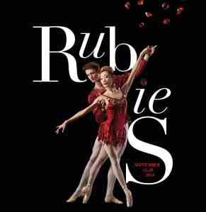 George Balanchine's Rubies @ Fletcher Opera Theater at The Duke Energy Center for Performing Arts | Raleigh | North Carolina | United States