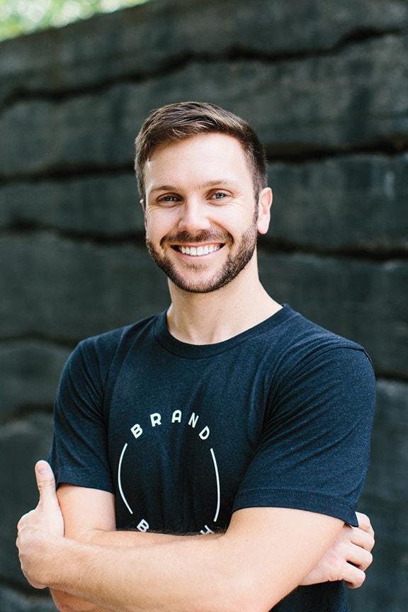 Cam Lilly, founder of Brand Cam