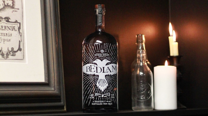 Bedlam Vodka