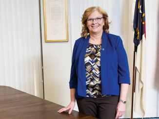 Former Mayor Nancy McFarlane