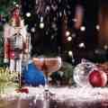 Dance of the Sugar Plum Fairy Nutcracker themed drink at Vidrio