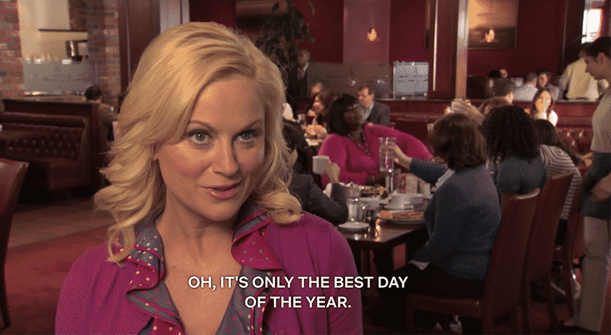 Screenshot of NBC's Parks and Recreation