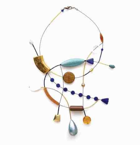 Lora Nikolova's creative artwear