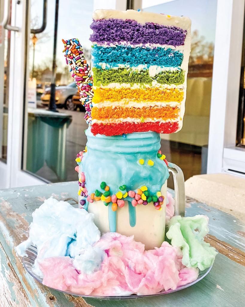 crazy cake shake