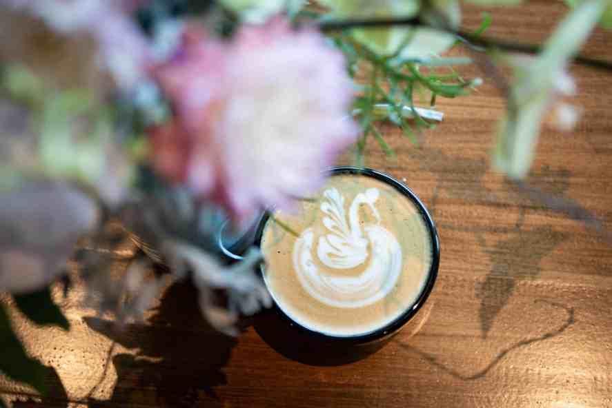 Latte from The Optimist