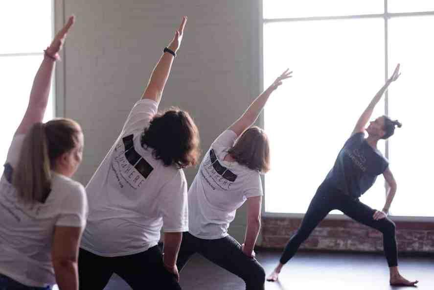 BloomHere Yoga