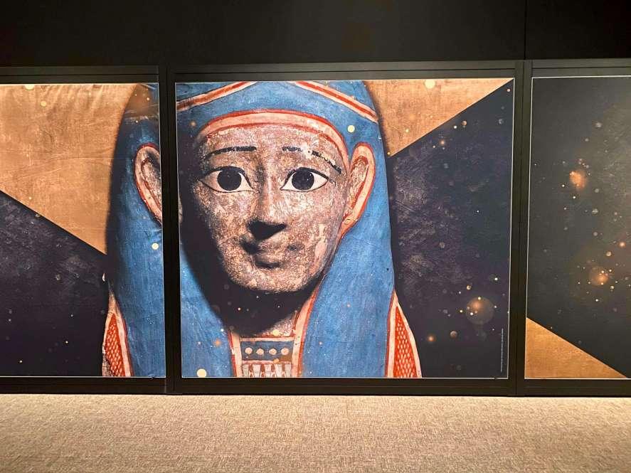 NCMA Golden Mummies of Egypt