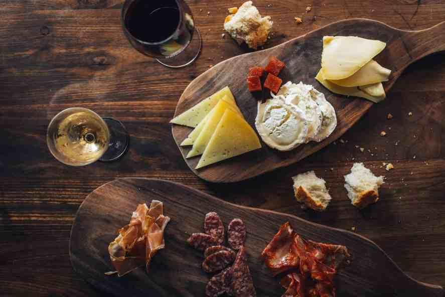 Barcelona Wine Bar Charcuterie