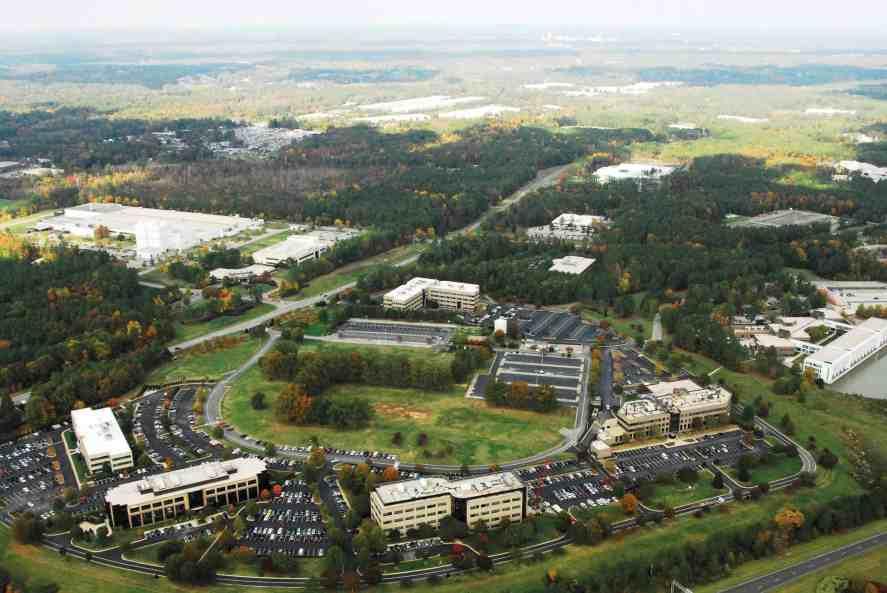 Wake County suburbs: Morrisville