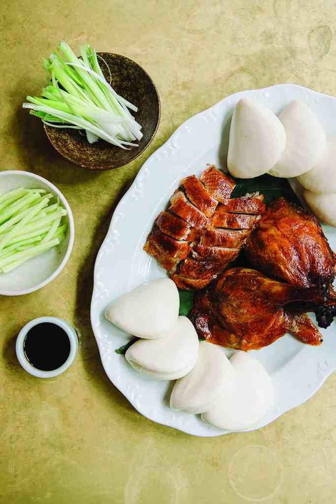 Peking duck Bhavana