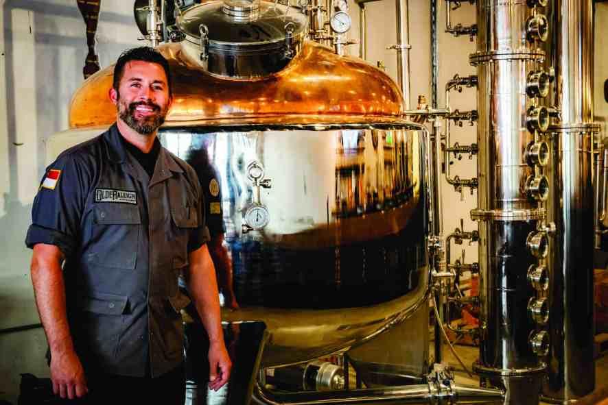 Olde Raleigh Distillery